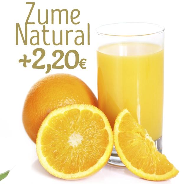 Zume de laranxa